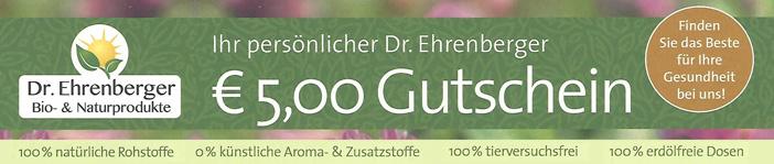 Gutschein Dr. Ehrenberger